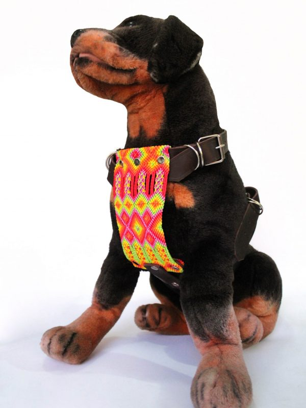 Pechera Artesanal Perro
